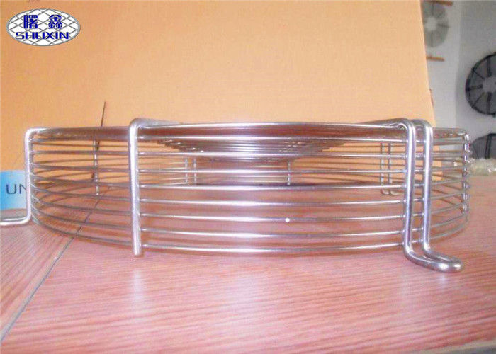 Wire Mesh Case Fan Grill Stainless Steel Exhaust Cover 4-20 CM Diameter